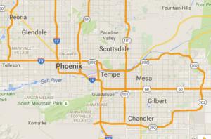 phoenix arizona gps fleet tracking